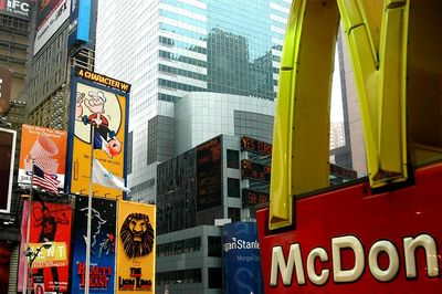 McDonald's in New York